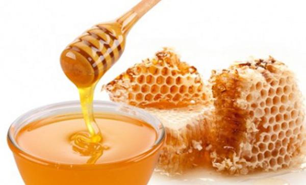 calorías de la miel panal
