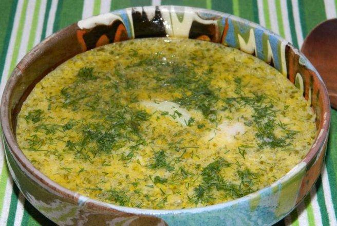 sopa de miel rumana