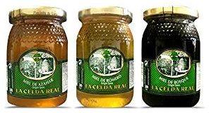 comprar tres envases de miel en amazon