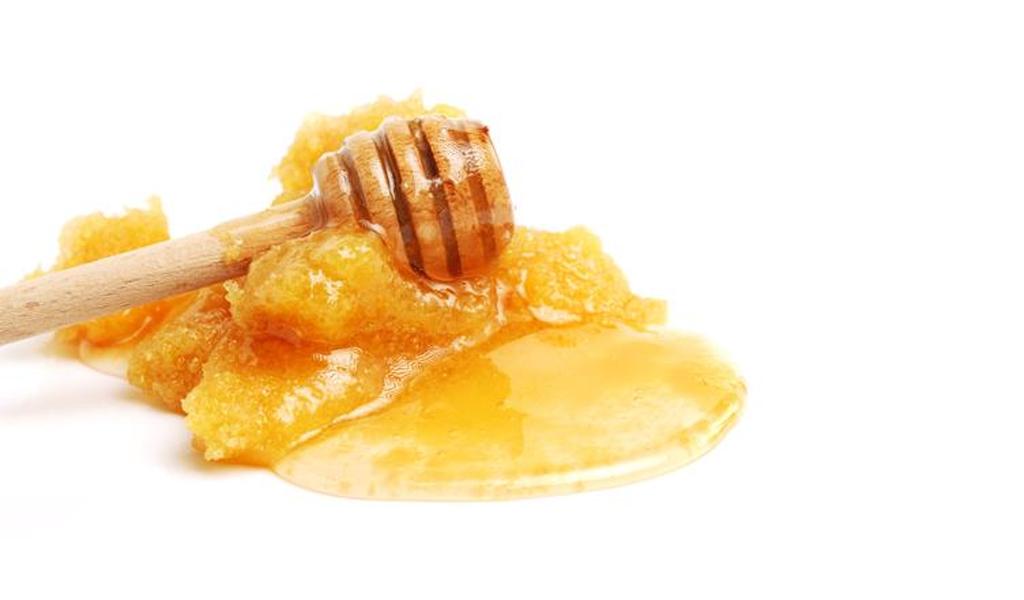 ¿la miel caduca? mielera con miel cristalizada