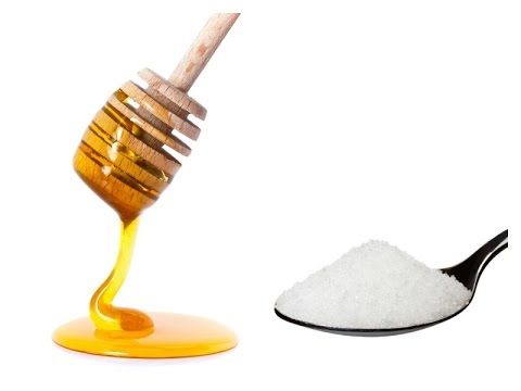 miel y azúcar