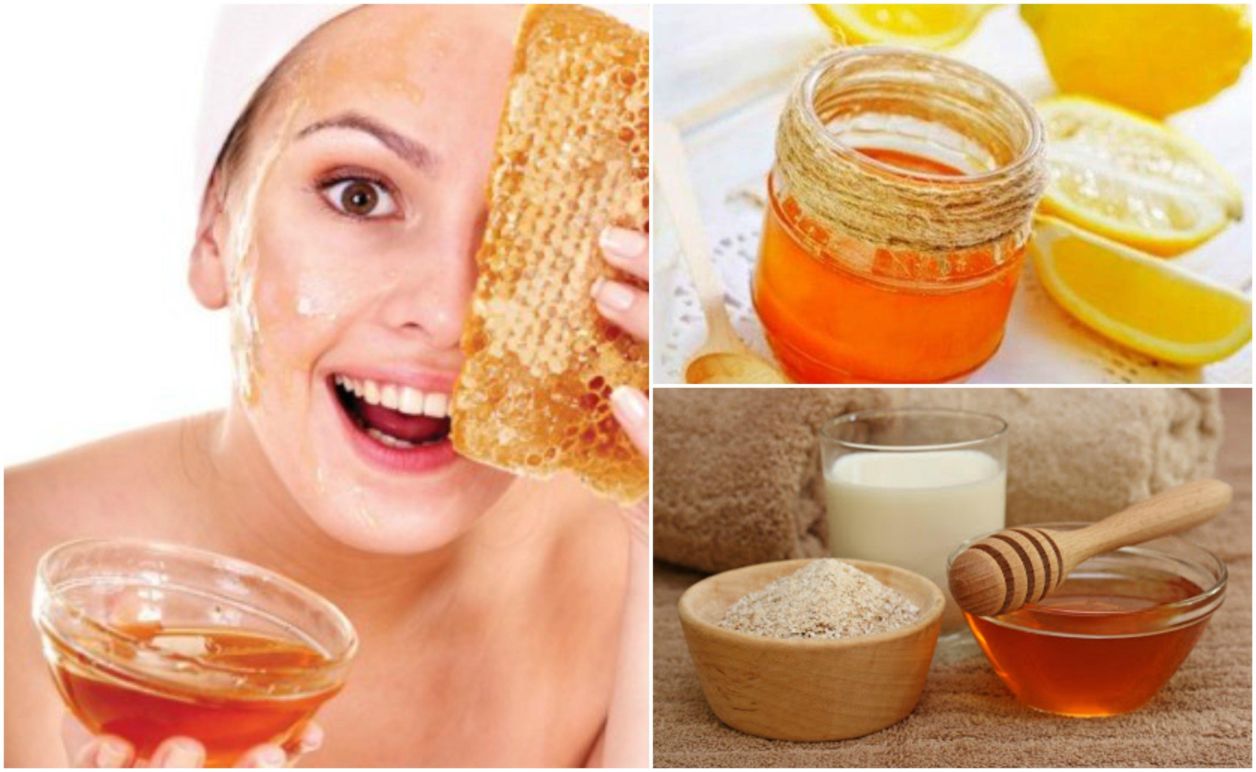 beneficios de la mascarilla de miel para tu rostro