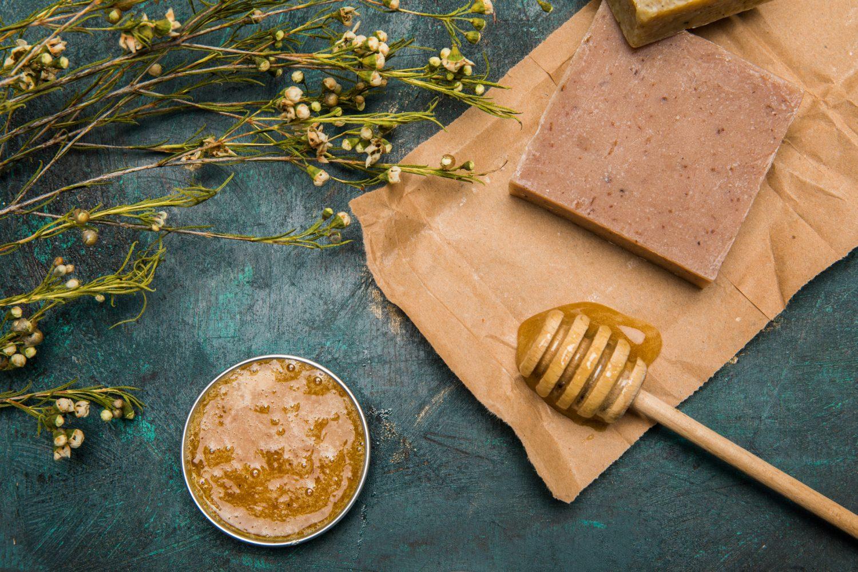 mascarilla de miel preparación paso a paso