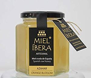 comprar en amazon miel cruda de azahar