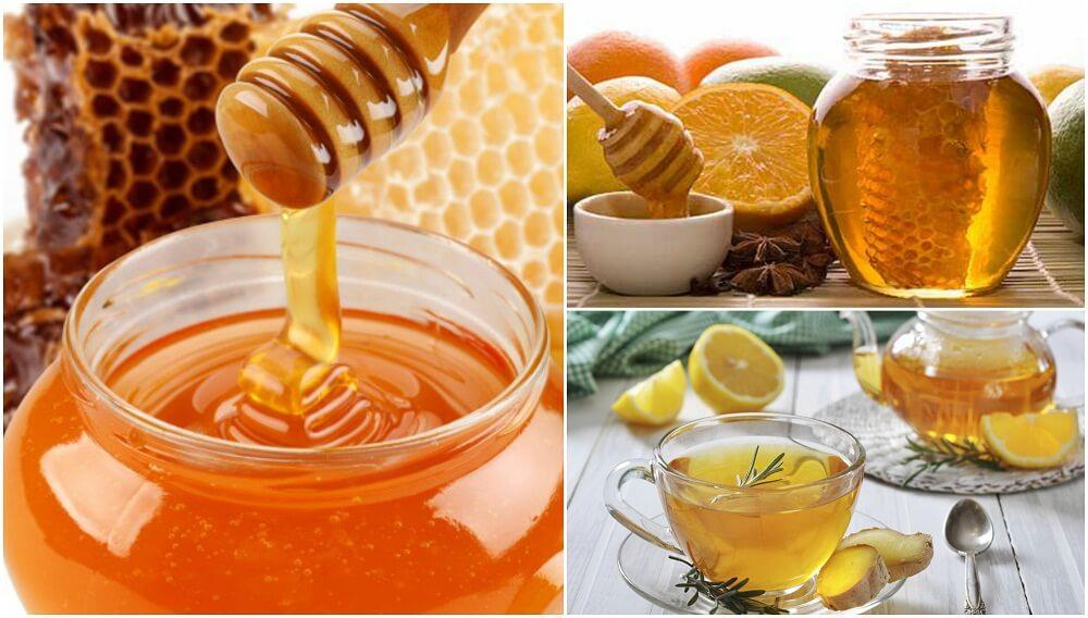 remedio a bases de miel de abeja