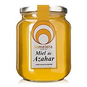 comprar miel de azahar la melera 950 gr amazon