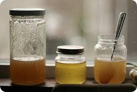 miel de azahar diferentes colores