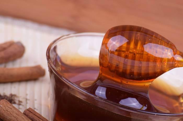 aspecto de la miel de brezo