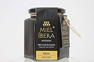 comprar miel de brezo 100% española por amazon