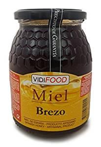 comprar en amazon miel de brezo