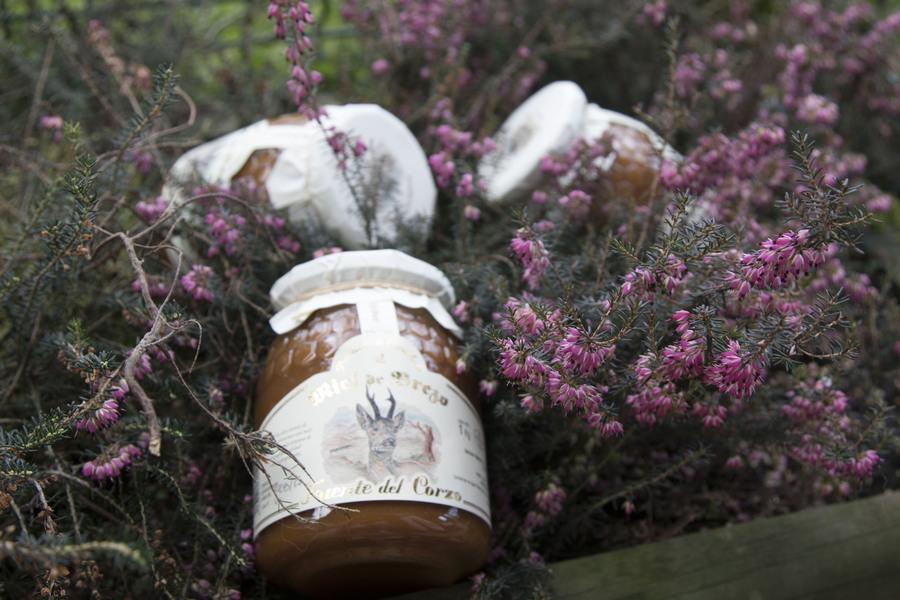 miel de brezo producto comercial