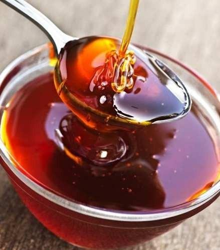 miel de caña aspecto más claro