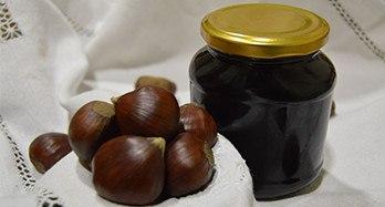 miel de castaño oscuro