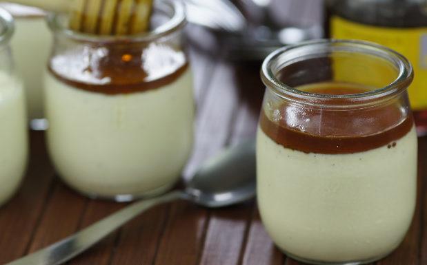 recetas de miel de castaño y vainilla
