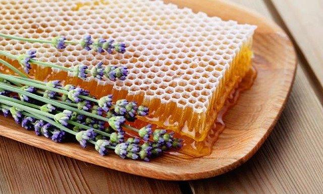la miel de lavanda es nutritiva