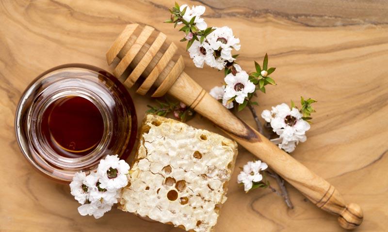 agradable presentación miel de manuka