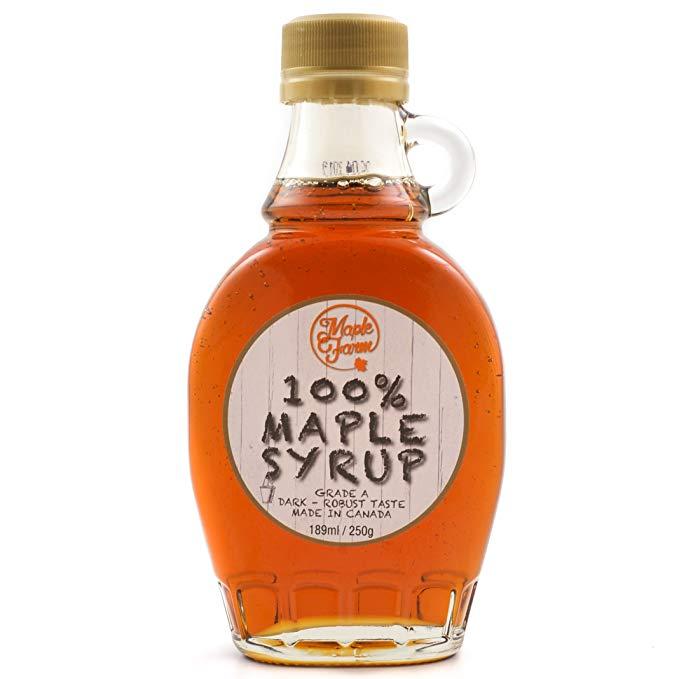 comprar 250 gr de miel de maple amazon