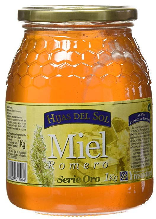 adquirir por amazon miel de romero primavera