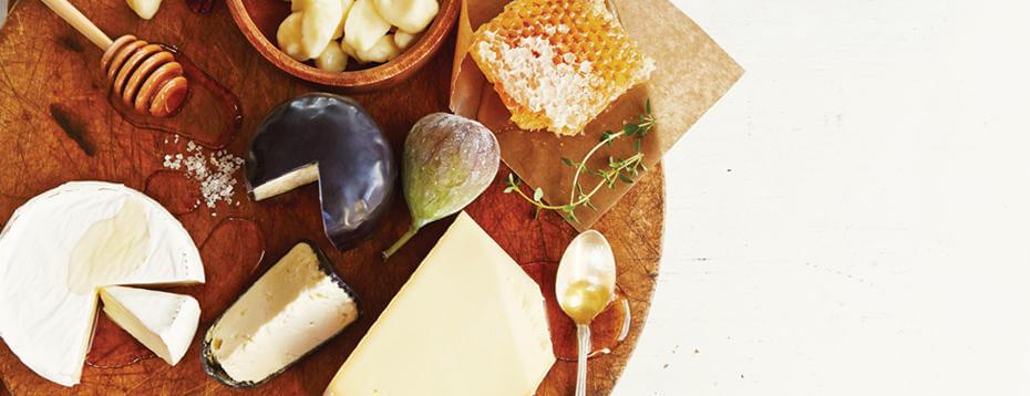miel para acompañar las comidas