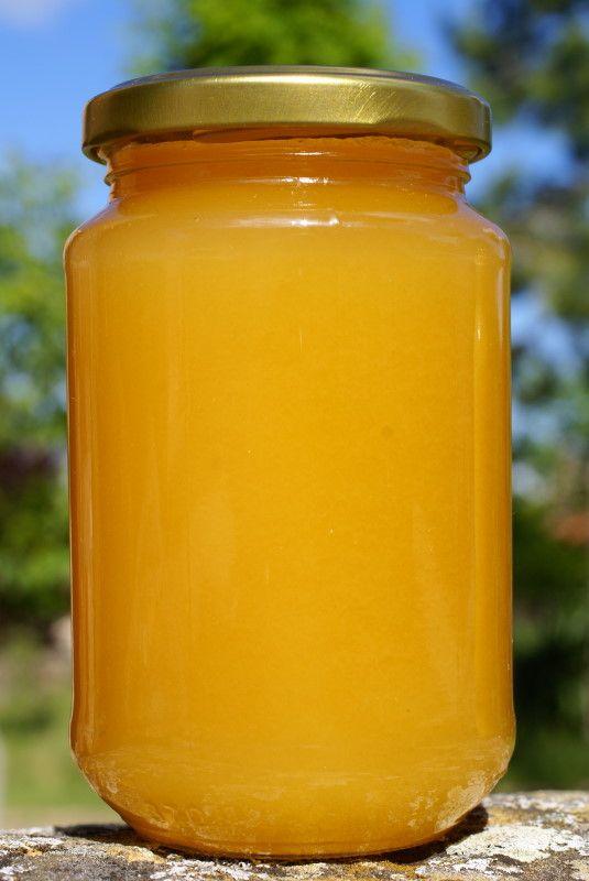 miel de abeja natural