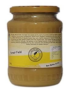 miel natural de bosque y prado comprar