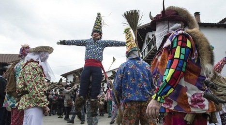 carnaval de lantz miel otxin villano