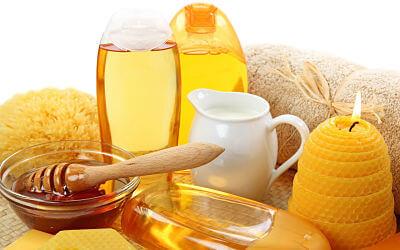 miel y sus usos cosméticos