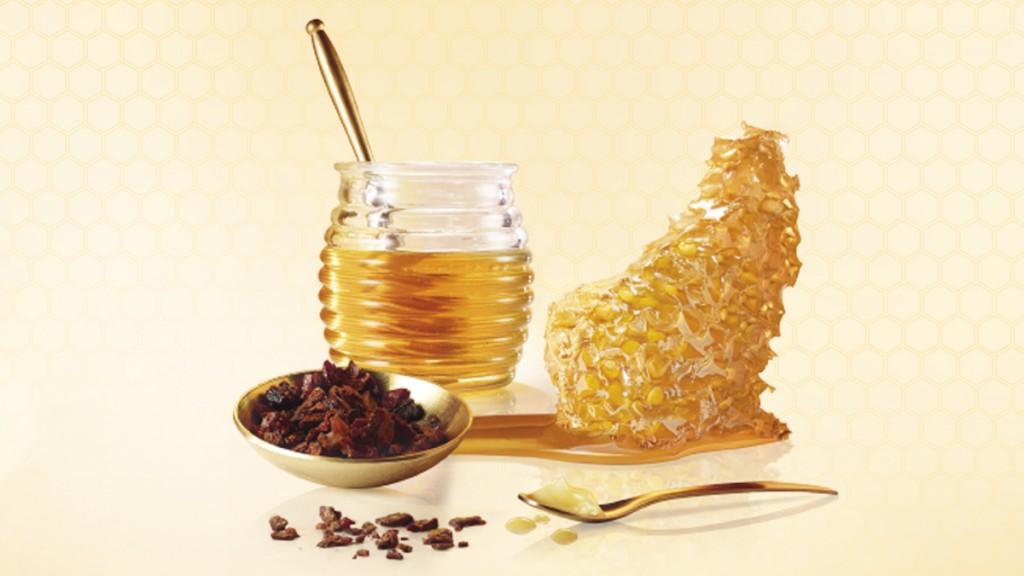 la miel es saludable para el pelo