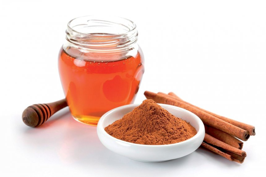 mezcla miel y canela para la salud