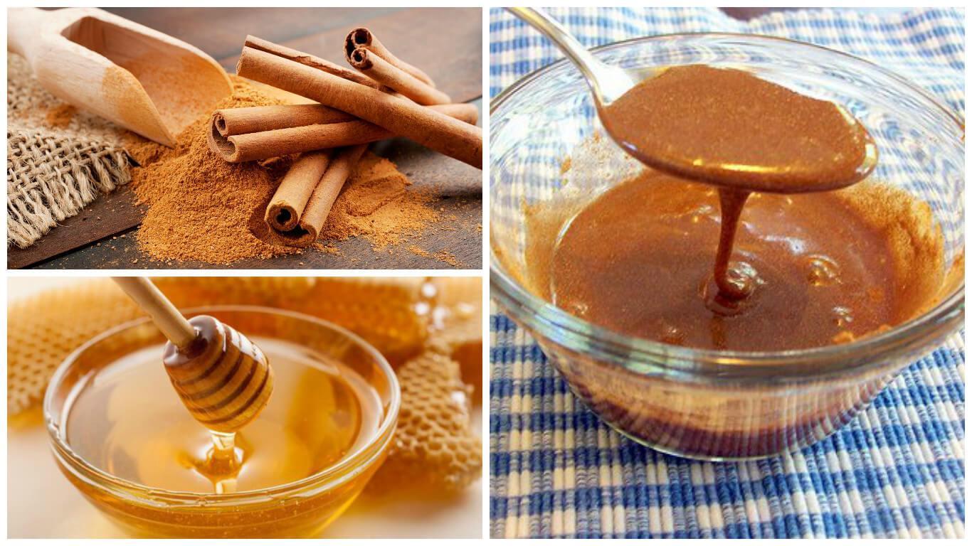 miel y canela en tres pasos