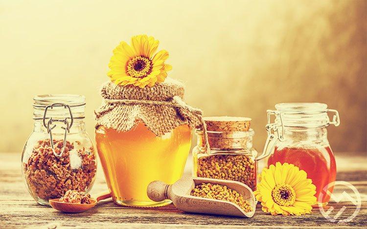 consumir miel le hace bien a la salud