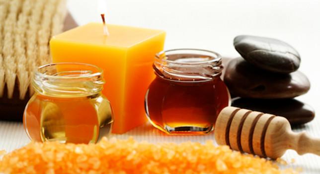 propiedades de la miel realizar cremas