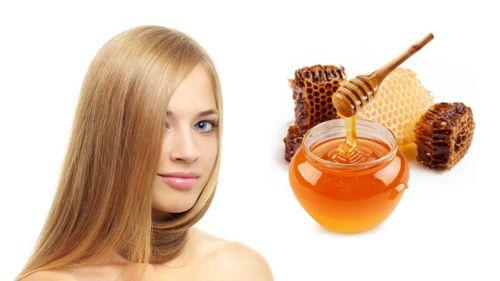 tratamiento de miel para el cabello