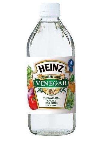 vinagre para hacer salsa de mostaza y miel